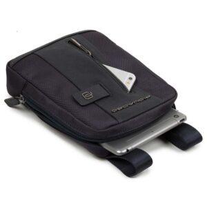 Borsello porta ipad mini cod. CA3084BR dettaglio1 - Piquadro
