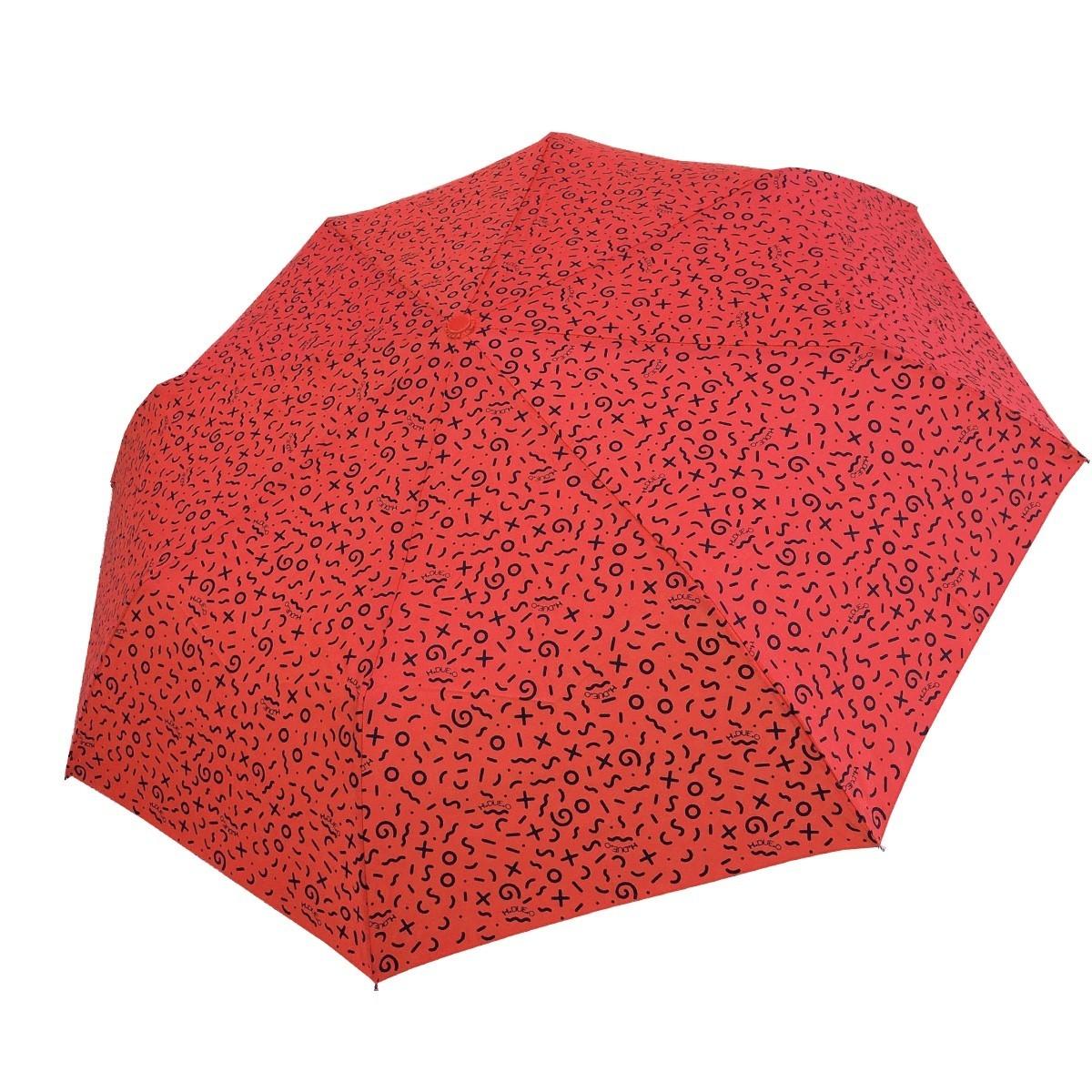 Ombrello mini H-130 (paperella) rosso aperto - H.2.O
