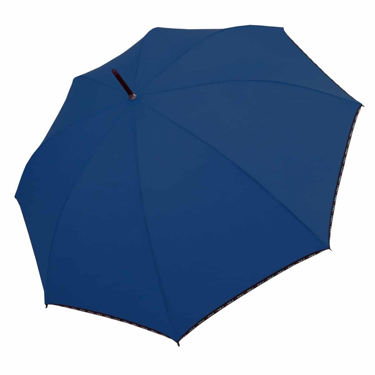 Ombrello H-400 blu aperto - H.2.O