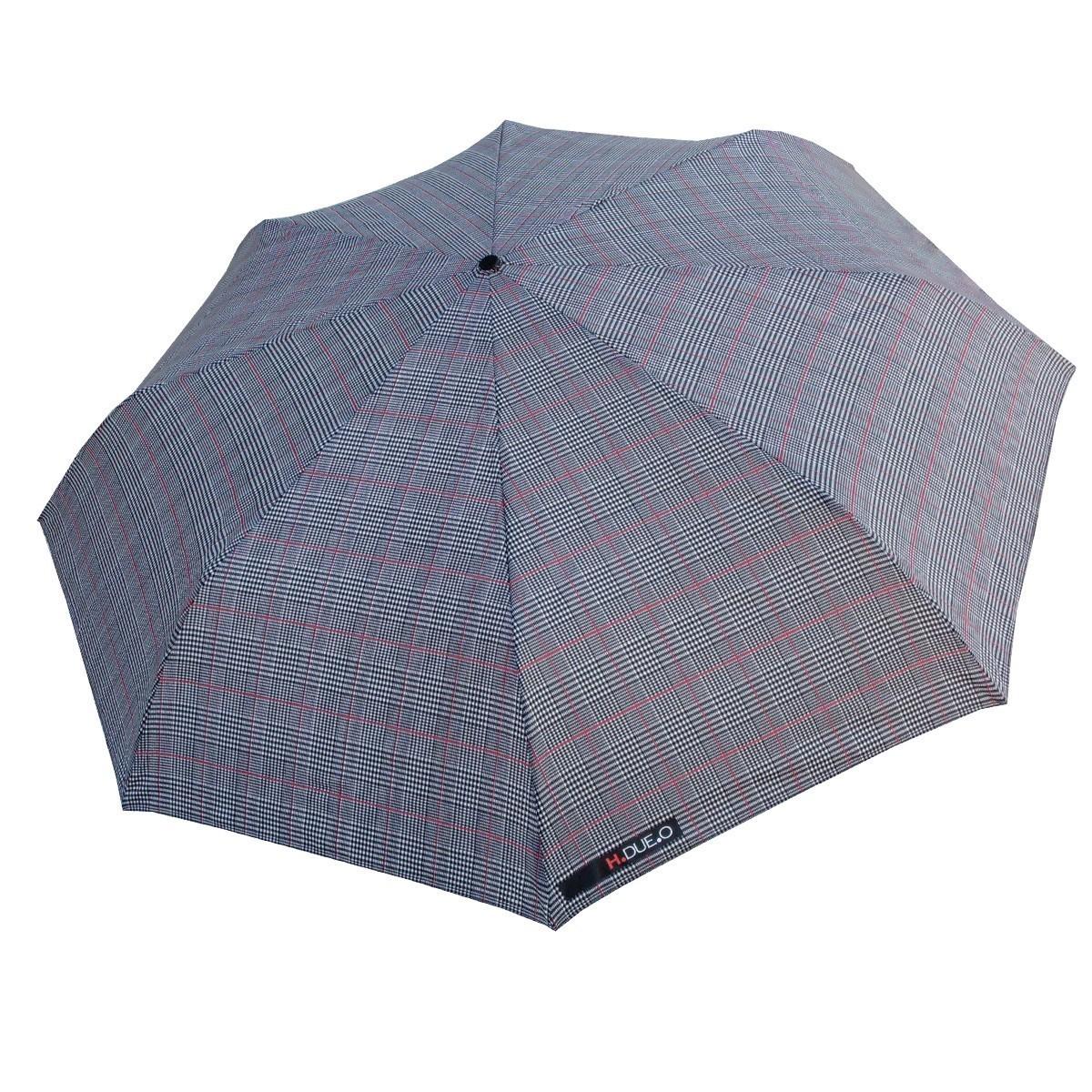Ombrello mini H-605 grigio aperto - H.2.O